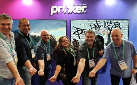 Prinker S一次性纹身打印机受国内外媒体青睐