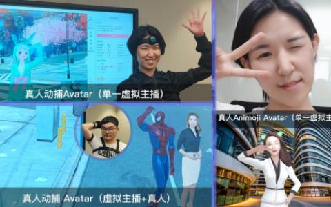 从中之人扮演到下一代Avatar,AI才是虚拟主播的关键