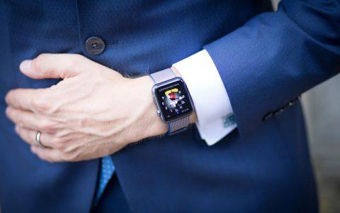 超越三星,华为再与苹果演绎智能手表江湖