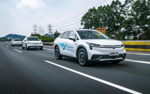 广汽新能源埃安LX ADiGO 3.0自动驾驶首次公开体验,将于7月交付