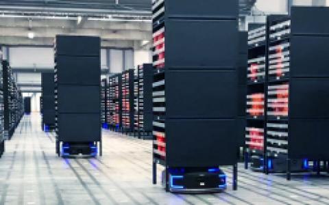 极智嘉完成2亿美元C轮融资,助力企业实现物流智能化转型升级