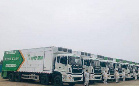 健安物流完成数千万元Pre-A轮融资:构建特种智慧农牧供应链服务平台