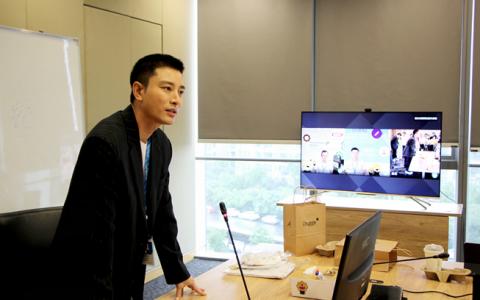 苏宁小Biu智慧屏Pro预定开启 4599元起售,再一次改变电视!