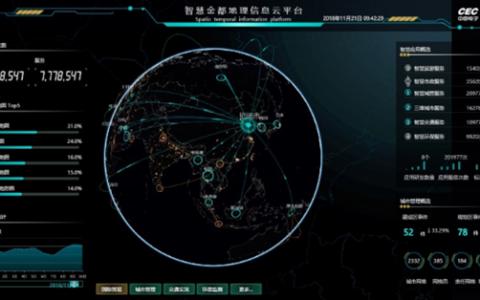 中国系统助力招远打造数字金都新形象