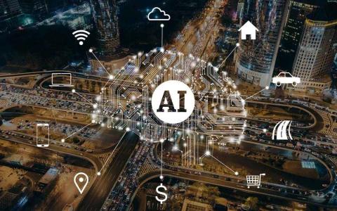 """为什么说""""产业化""""才是百度AI新基建的最强壁垒?王海峰太湖畔演讲一道究竟"""