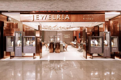 周大福荟馆 JEWELRIA 2.0 | 探索生活艺术的美好
