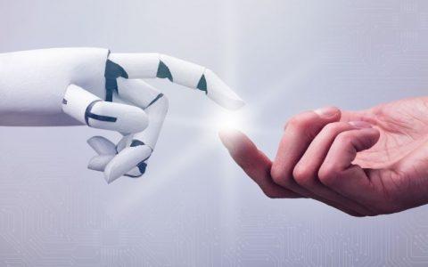 商业服务机器人破冰