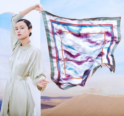 万事利-定义丝绸文化创意产品,体现丝绸文化特性