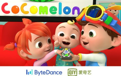 Moonbug携手爱奇艺和字节跳动大举扩张中国业务