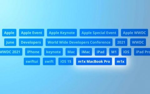 对标RTX3070,苹果M1X曝光,新款MacBook Pro有望搭载