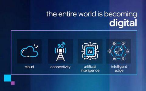 英特尔:为全面释放 5G、边缘和 AI 可能性赋能