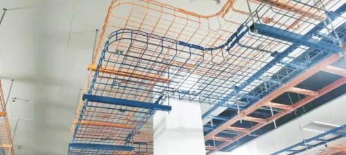 卡博菲为铭泰产业园搭建高性能网络基石,助力智慧园区经济