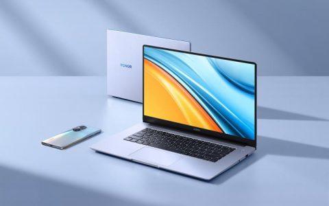 荣耀加速发布新品 MagicBook锐龙版笔记本