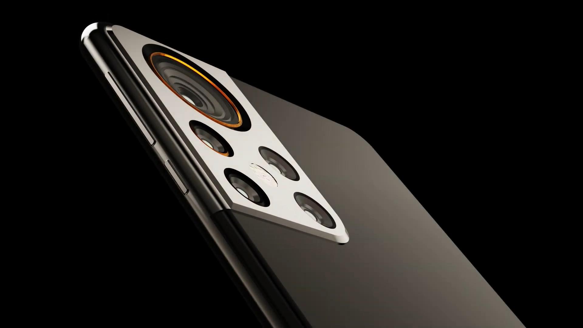 小米5G概念新机,2亿像素+100倍超级变焦,一款追求极致的旗舰机