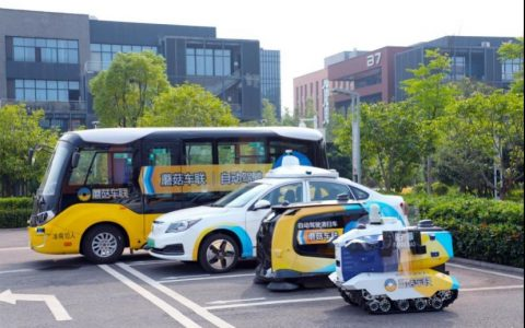 蘑菇车联:路侧设施要拥有感知功能,参与到自动驾驶中