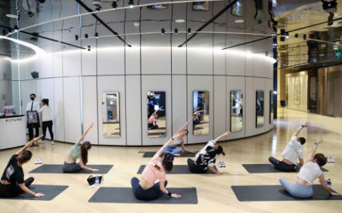 谁说国人不爱健身?中国瑜伽冥想普拉提市场规模已是日本的3倍
