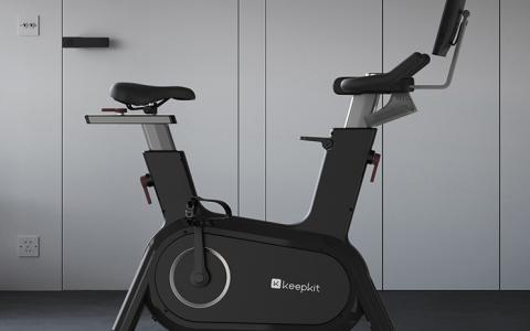 """Keep C1 Pro动感单车诠释科学运动内核,助你骑出新""""脂""""标!"""