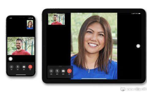 FaceTime 即将推出降噪功能