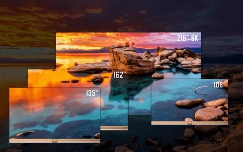 利亚德Micro LED大电视:满足消费新需求,助推Micro LED普及