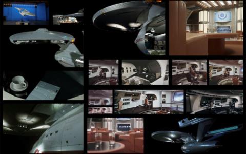 致敬《星际迷航》创作者百年诞辰,OTOY宣布数字化档案库巨制