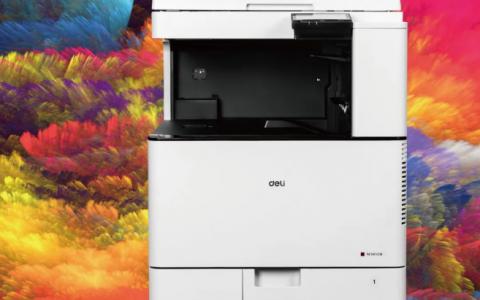 入手这台得力打印机,开启你的办公文印新篇章!
