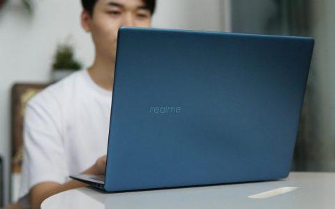realme Book体验:重塑生产力,笔记本电脑的新秀登场