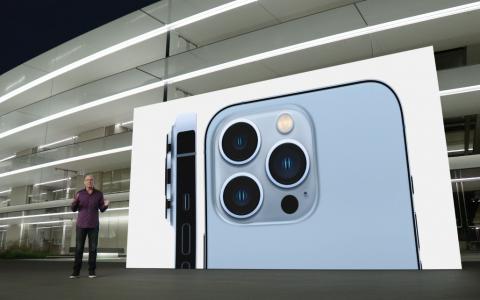 友商们纷纷表达了对iPhone13系列以及其他新品的看法
