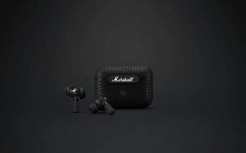 MARSHALL发布旗舰产品MOTIF A.N.C.和入门MINOR III两款无线耳机