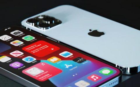 苹果iPhone 13 Pro亮相海外官网?精美无比!