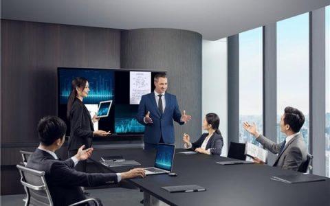 """全球首款采用""""8K Mini LED+5G """"的会议平板--MAXHUB 科技版 Pro"""