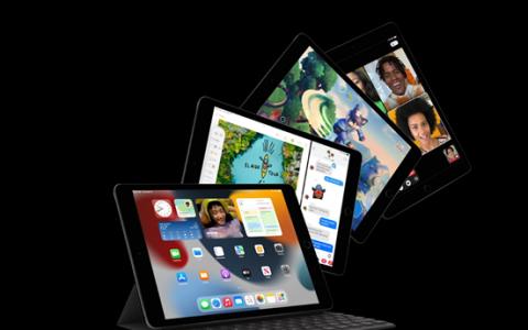 苹果发布New iPad平板:升级A13处理器、1200万摄像头 329美元起