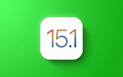 IOS15.1beta2发布已修复:拍照马赛克,面容解锁,信号发热