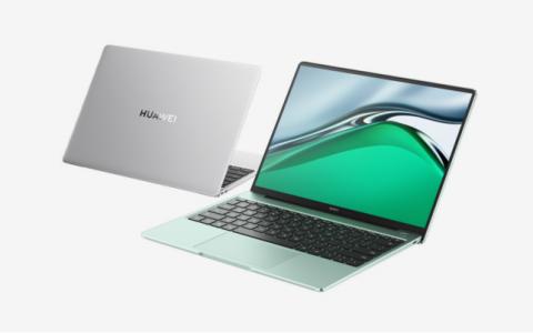 笔记本也能用丰富手机APP,华为MateBook 13s、MateBook 14s交互体验太秀了!