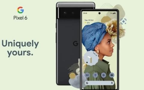 终于等到了,谷歌Pixel 6系列手机,一流的软件+旗舰级硬件