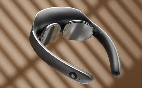 智能穿戴再升级!dido 发布新品颈椎按摩仪